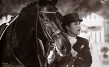 Lady CDI, photodine64 equestrian collection